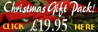Festive Favourites gift set - Home made Christmas decorations - image