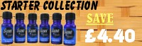 Essential oil starter collection - essential oil diffusers