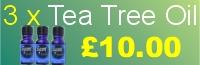 Tea Tree Oil Pack